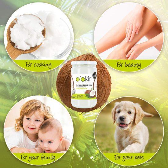 Unrefined Coconut Oil - 1 Litre