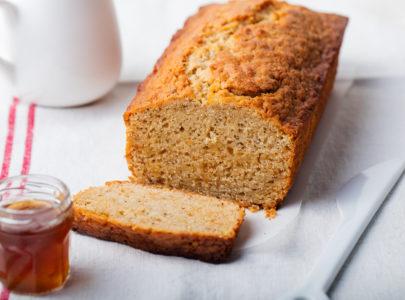 Coconut Flour Bread with Pipkin Organic Coconut Flour