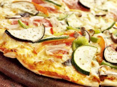 Coconut Pizza