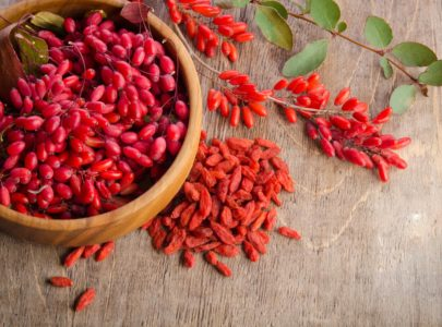 Goji Berries IN Western Medicine OUT