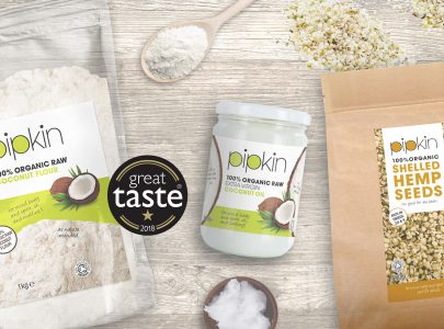 Pipkin winner in 3 categories of the Great Taste Awards 2018