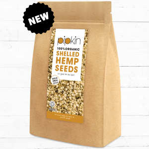 Pipkin Shelled Hemp Seeds