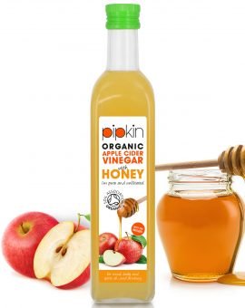 Pipkin Apple Cider Vinegar With Honey 500ml