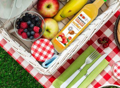 Pipkin's Healthy Picnic Recipes