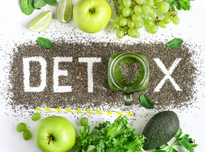 Detox With Delicious Apple Cider Vinegar With Honey Drinks