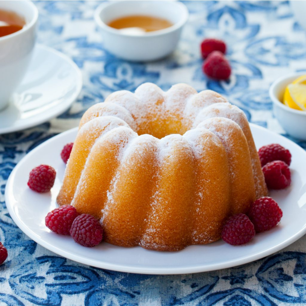 the great british bake of bunt cake