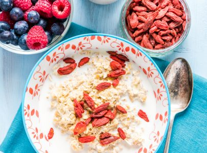5 ways to add Goji berries to your diet