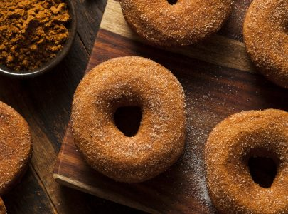 Apple Cider Vinegar With Honey Doughnuts Recipe