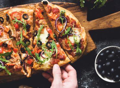 Coconut Flour Pizza